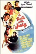 A Date with Judy 1948 DVD - Wallace Beery / Jane Powell